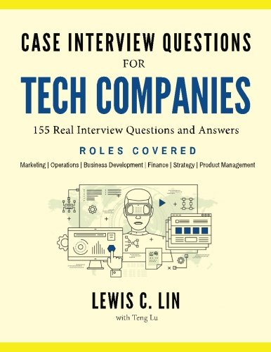 case interview questions for tech